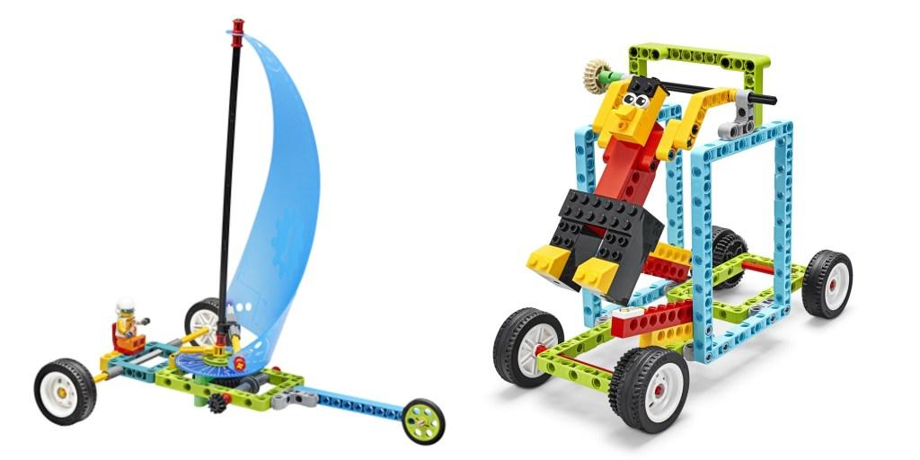 LEGO BricQ Motion