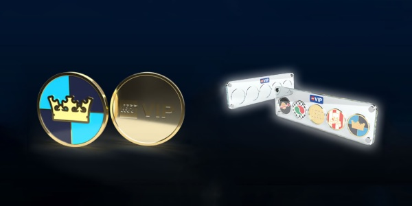 LEGO collectible coins