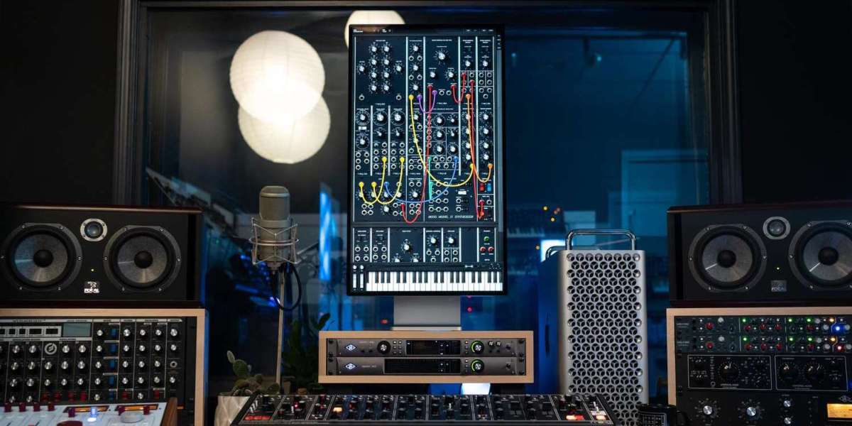 Model 15 Modular synth for Mac