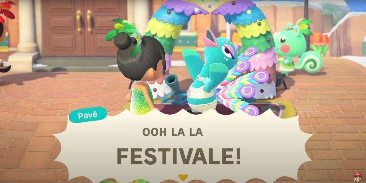 Next free Animal Crossing update