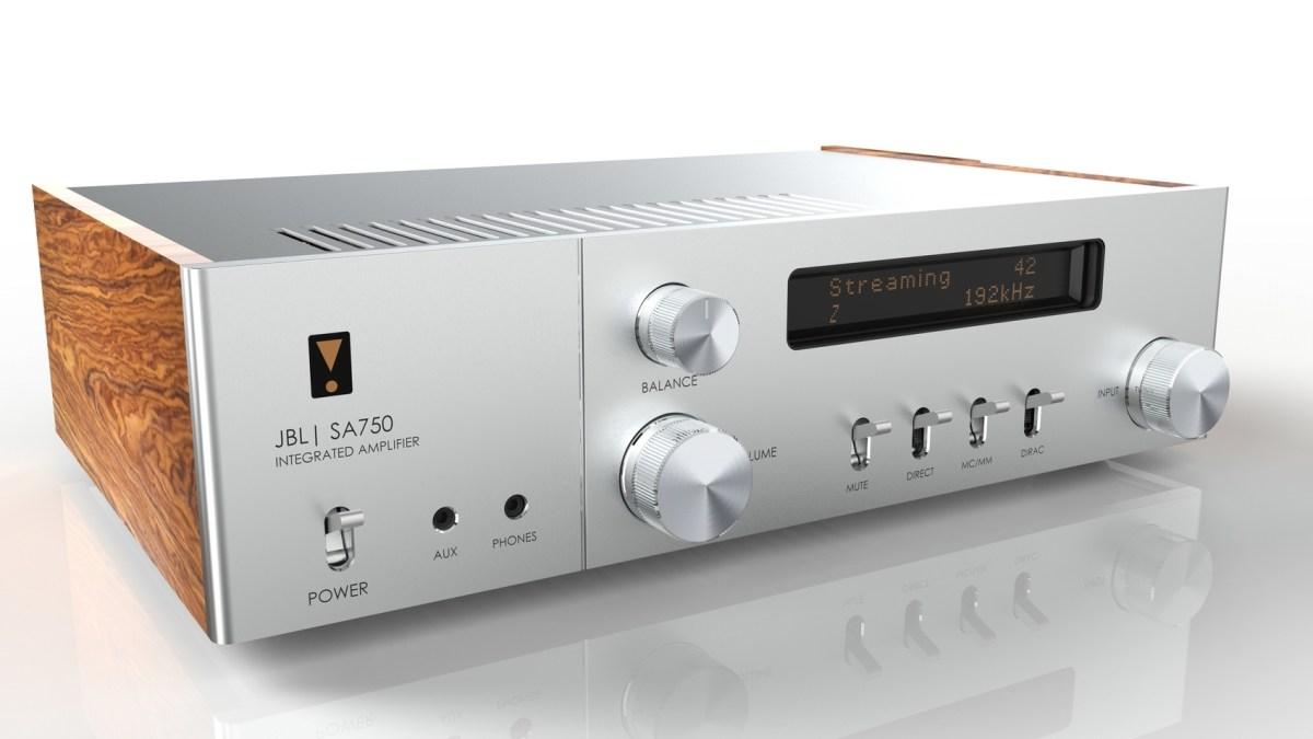 JBL SA750 Amplifier hero