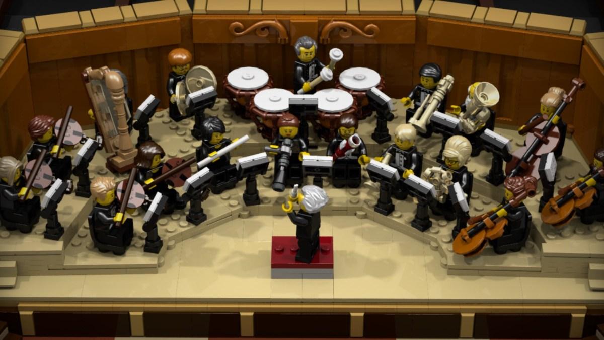 LEGO Symphony Orchestra