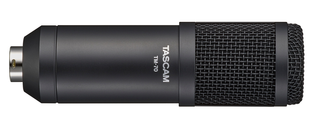 Tascam podcast microphone new