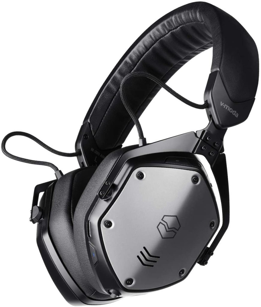 V-Moda M-200 headphones full
