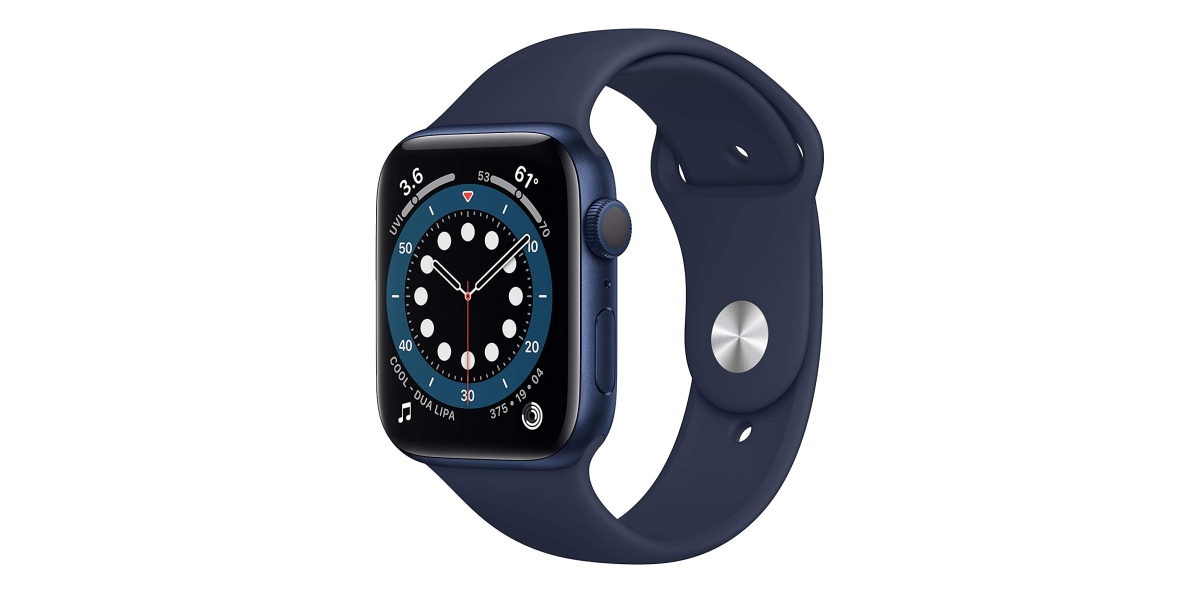 Apple Watch Series 6 GPS 44mm hits all-time low at $376 ...