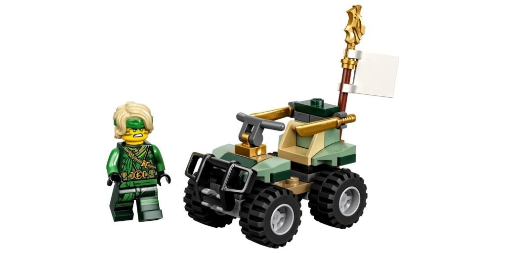 LEGO freebies February