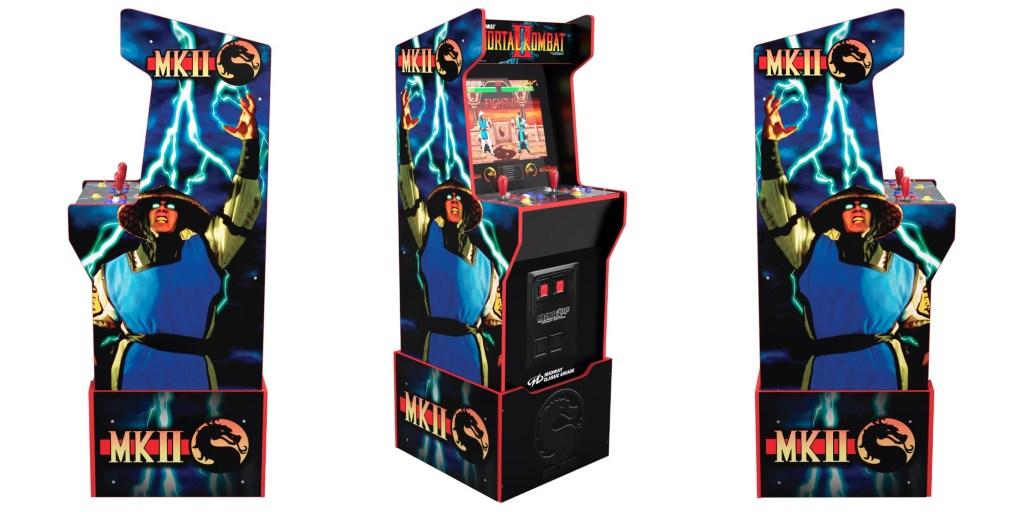 Arcade1Up Mortal Kombat Cabinet