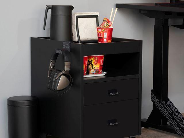 IKEA gaming furniture drawers