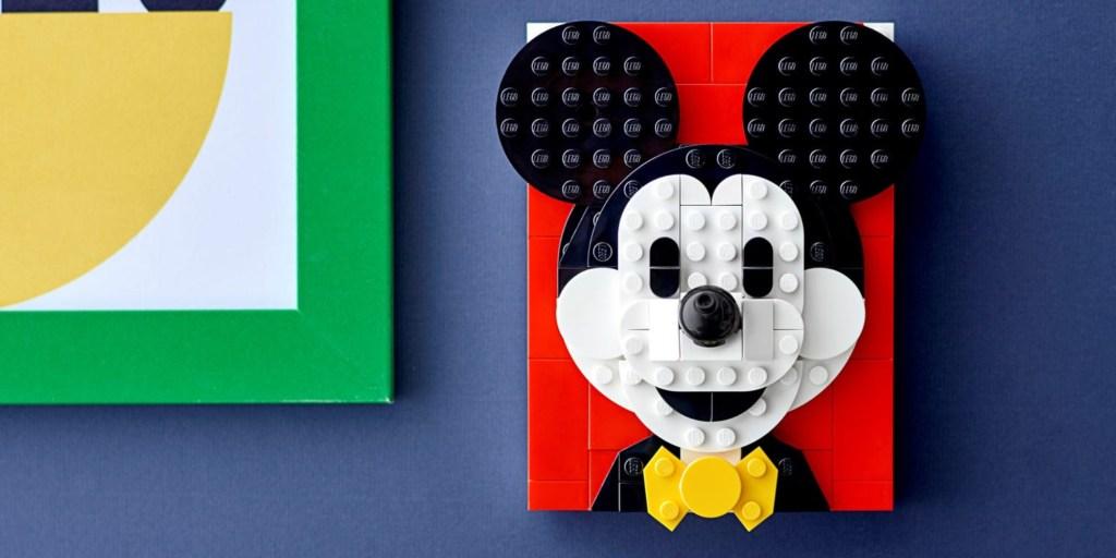 LEGO Disney Brick Sketches
