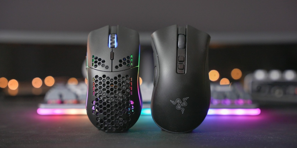 After using the Model O Wireless, my hand didn't want to go back to the Deathadder V2 Pro