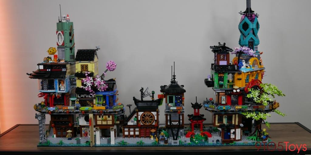 LEGO Ninjago City 2022