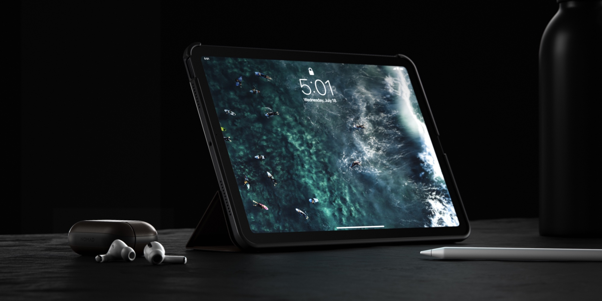 Nomad iPad Air cases