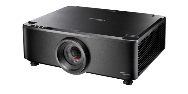 Optoma laser projector