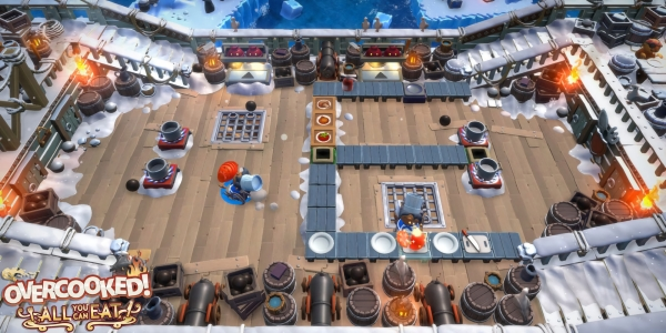 Overcooked update
