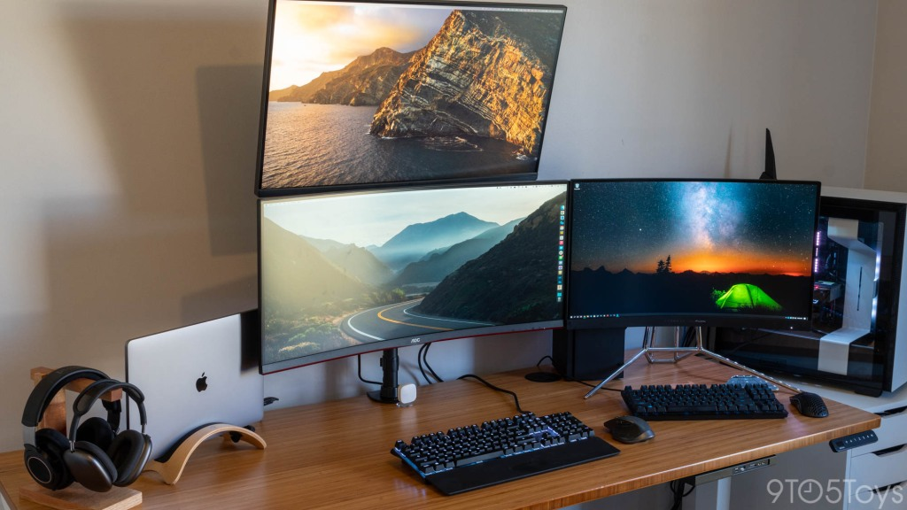 patrick's gaming macbook pro setup