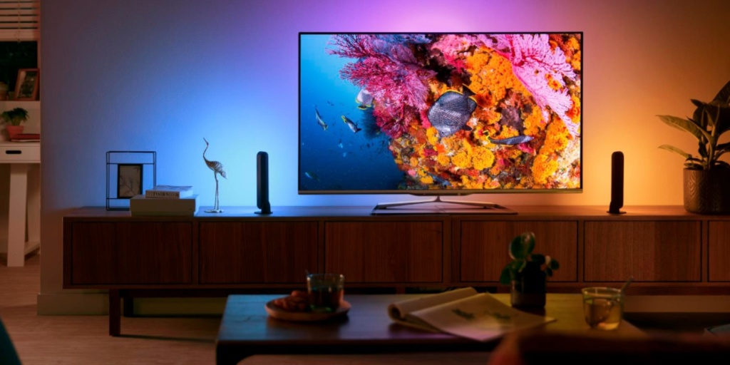 Philips Hue Home theater sale