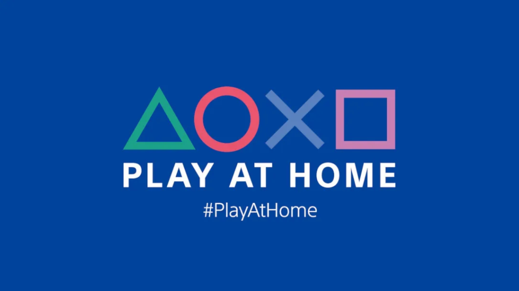 Play at Home -- free PlayStation games and more