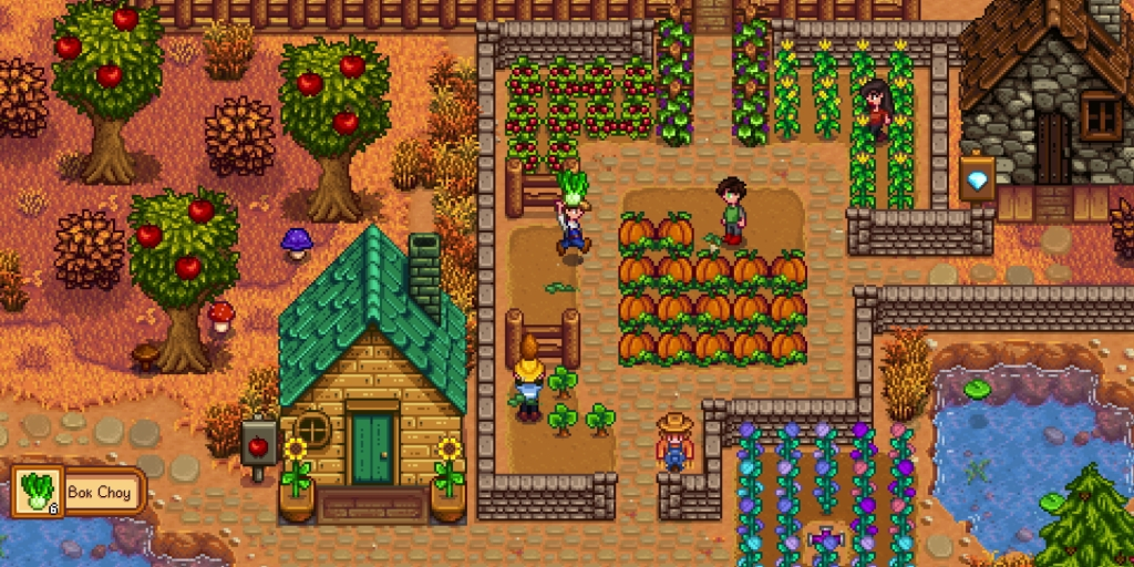 Stardew Valley co-op