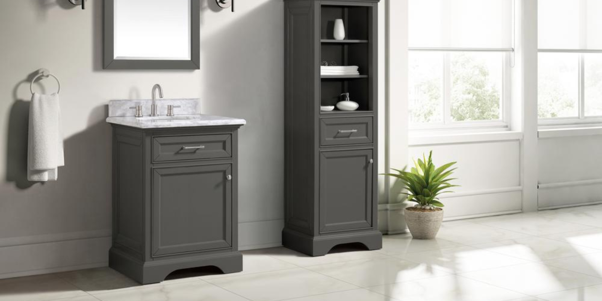 Home Depot Launches 1 Day Bathroom Vanity And Faucet Sale With Up To 30 Off 9to5toys