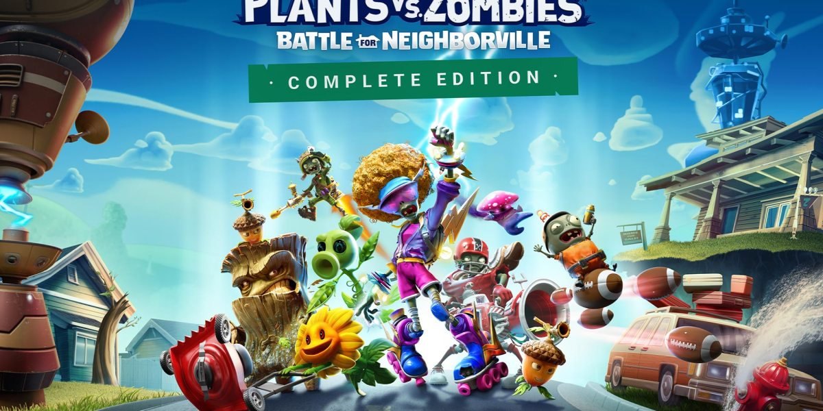 plants vs zombies nintendo switch