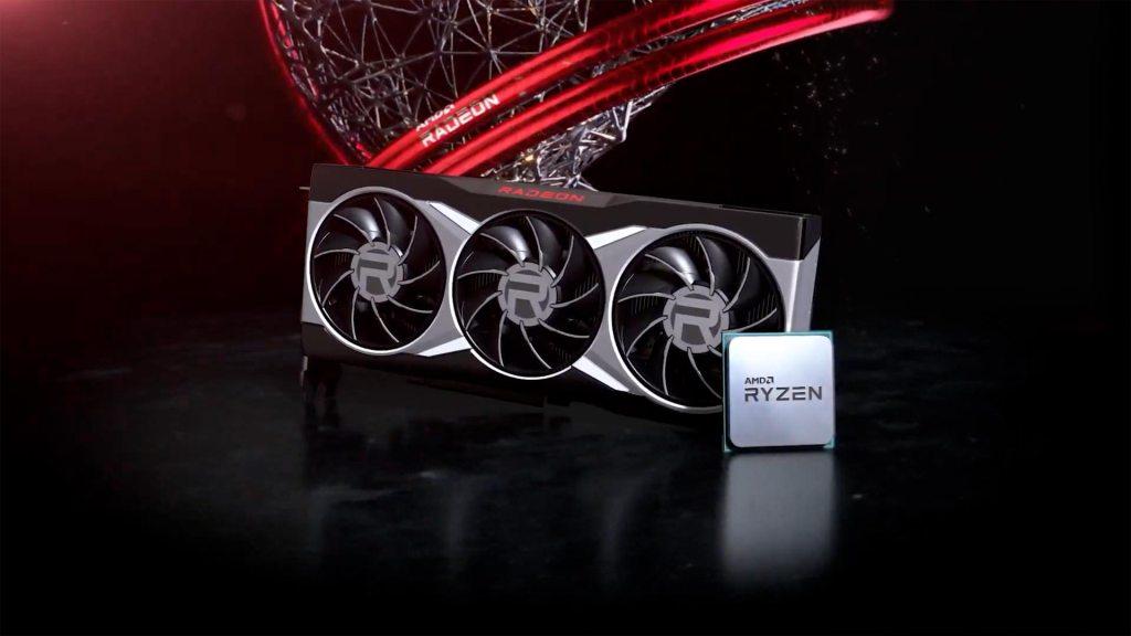 AMD RX 6700 XT GPU