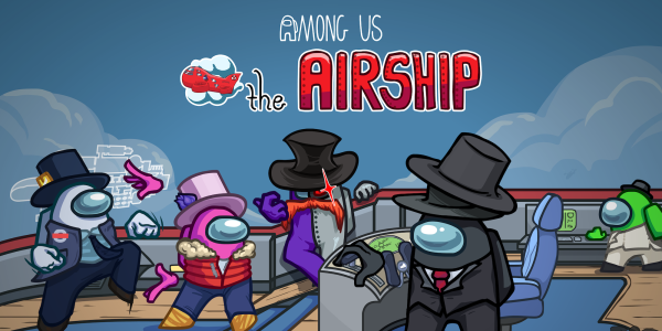 Among Us Airship map