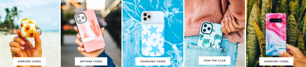 Casely iPhone 12 cases exclusive