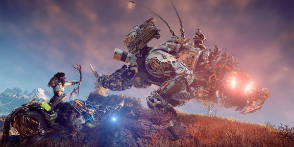 FREE PlayStation games Horizon Zero Dawn