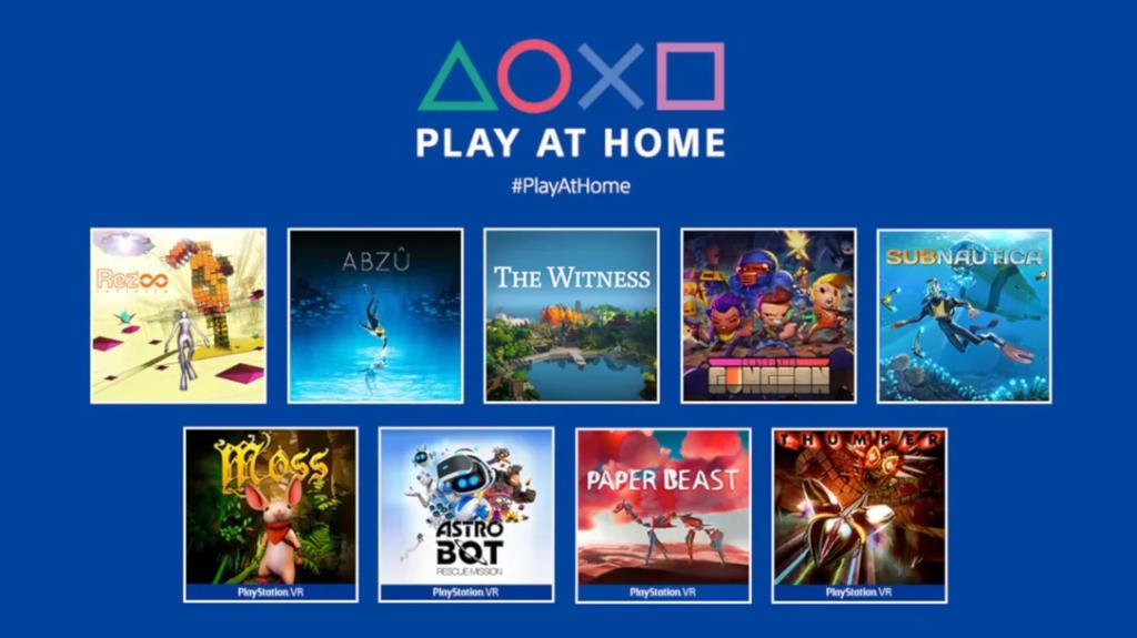 Horizon Zero Dawn FREE PlayStation games