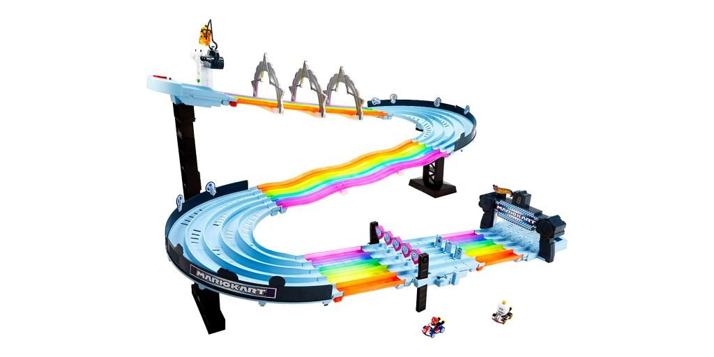 Mario Kart Rainbow Road Raceway
