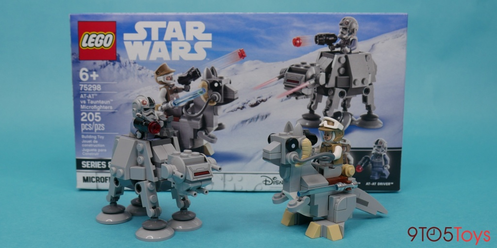 LEGO Hoth Microfighters
