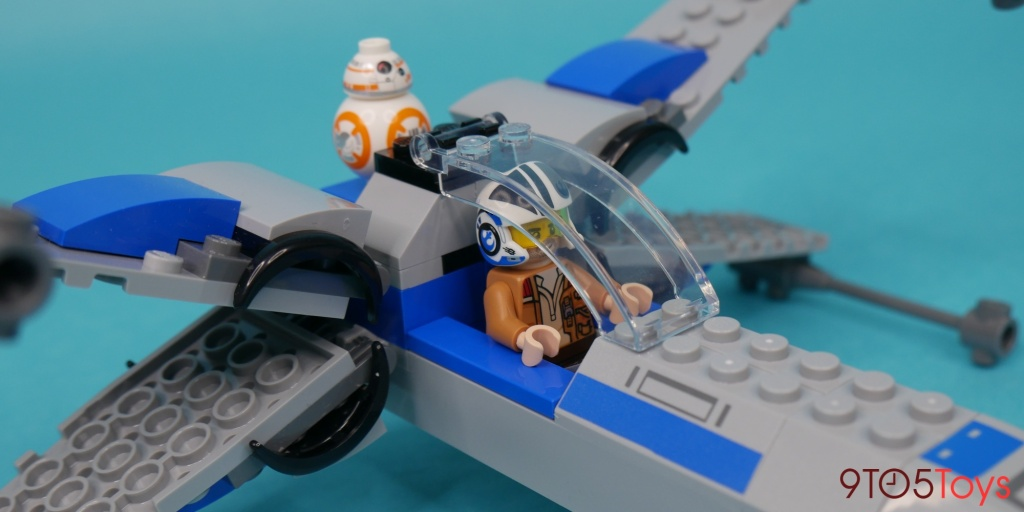 LEGO Resistance X-Wing