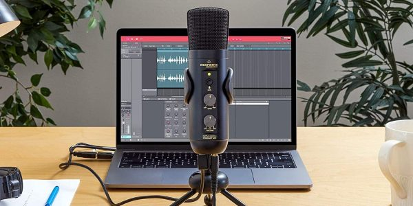 Marantz MPM-4000U USB-C podcasting microphone