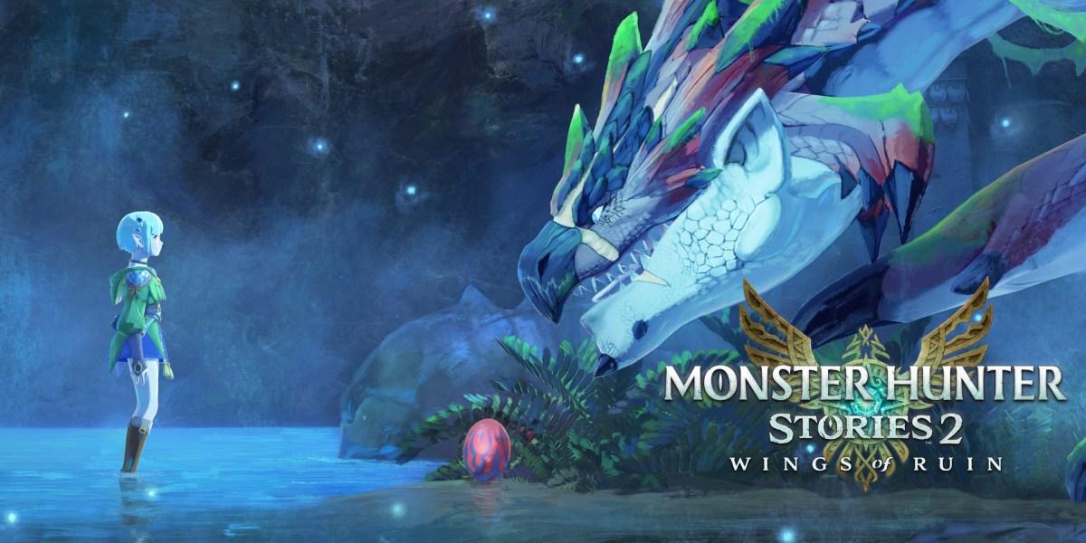 Monster Hunter Stories 2 hero