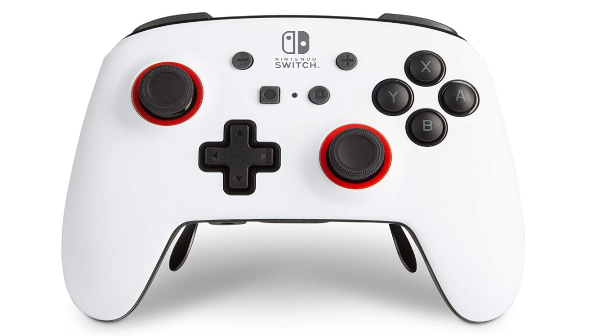 PowerA FUSION Pro Wireless controller for Nintendo Switch