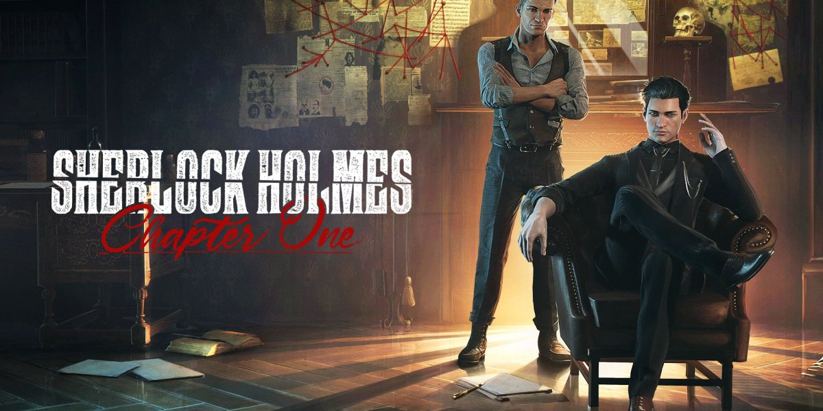 New Sherlock Holmes game hero