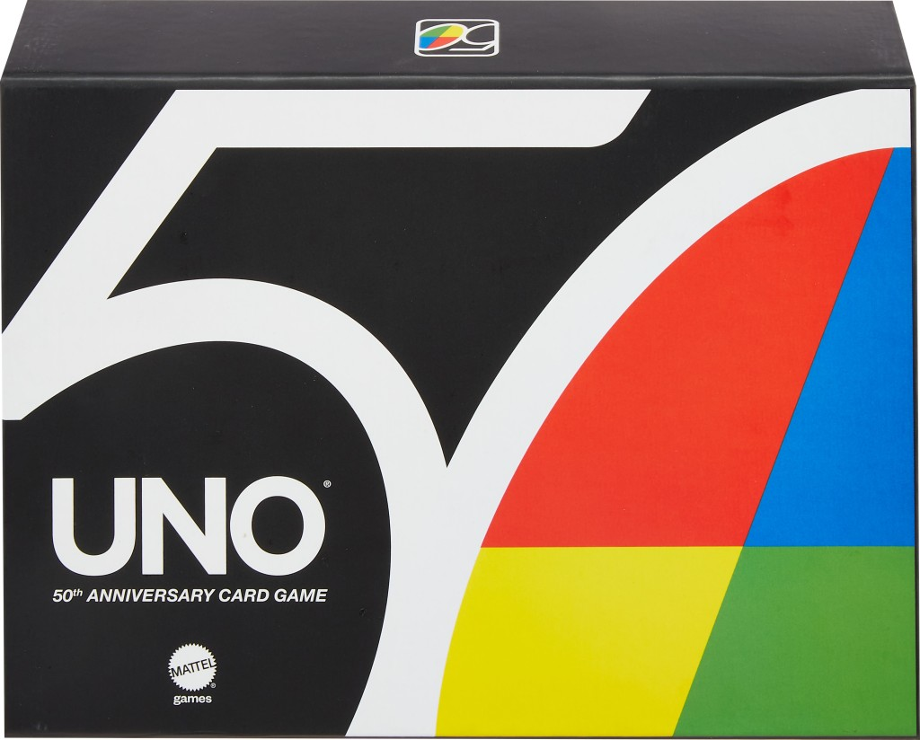 New UNO sets