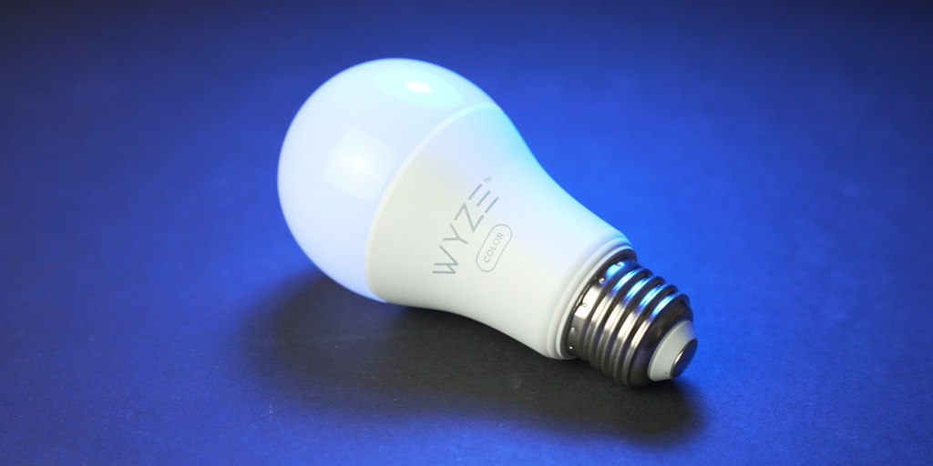 Wyze Bulb Color are easy to use and set up.