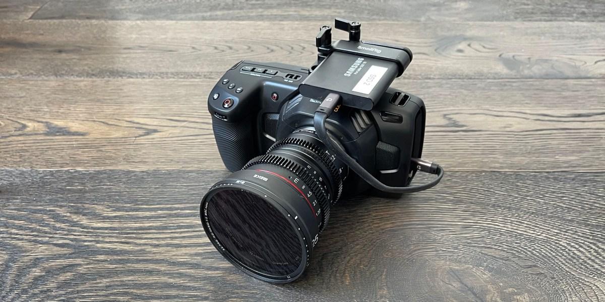 Videography Diary: Black Magic Pocket Cinema Camera 4K