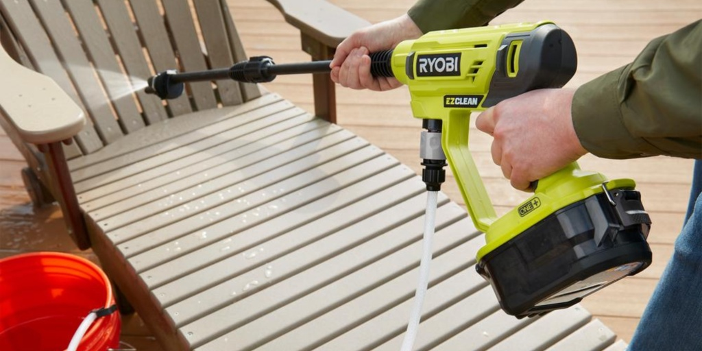 Home Depot electric tools