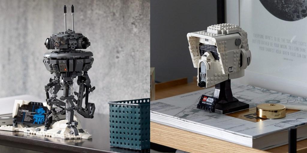 LEGO April