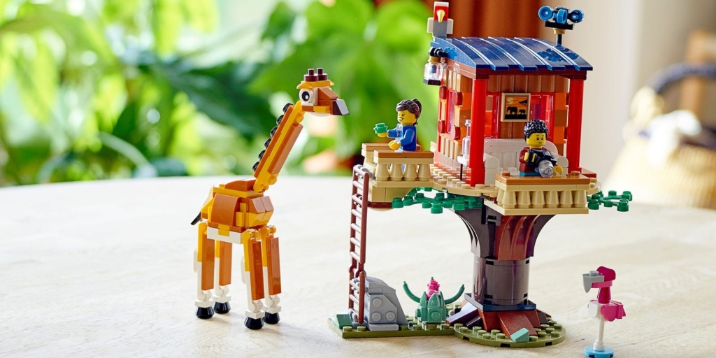 new LEGO sets march