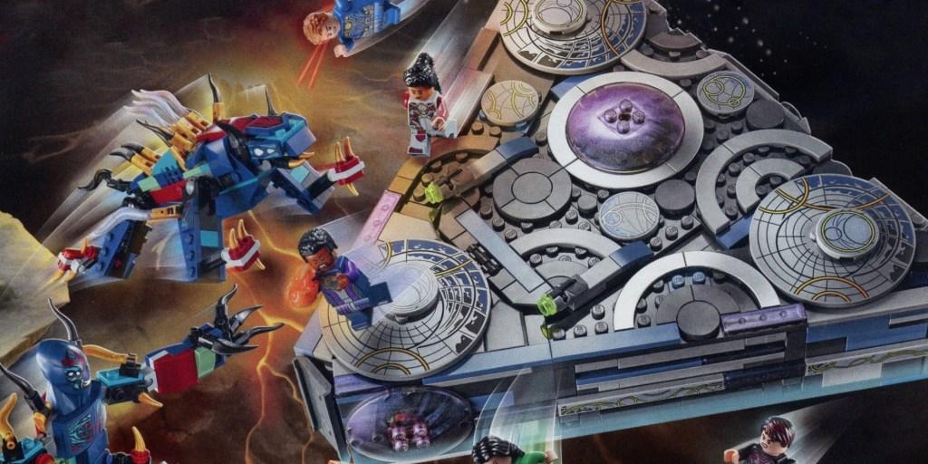 LEGO Summer 2021 Marvel