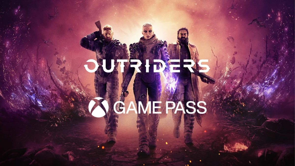 outriders xbox game pass