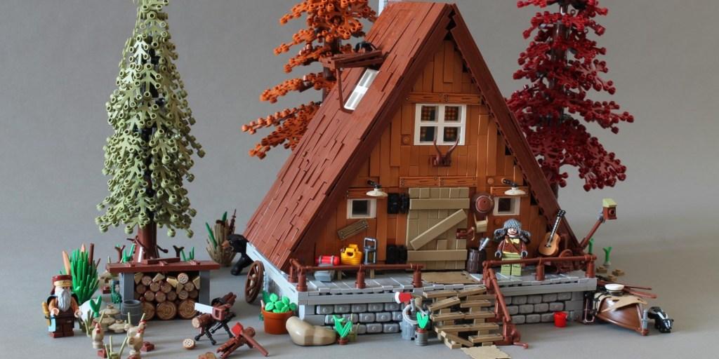 LEGO Ideas April