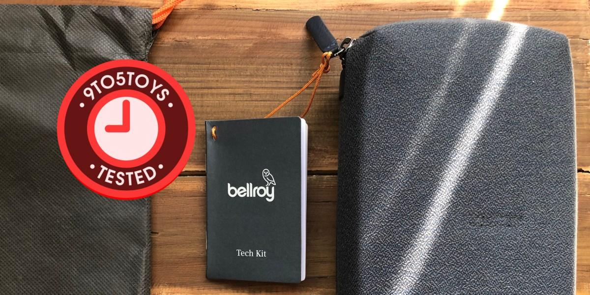 Bellroy Tech Kit hero