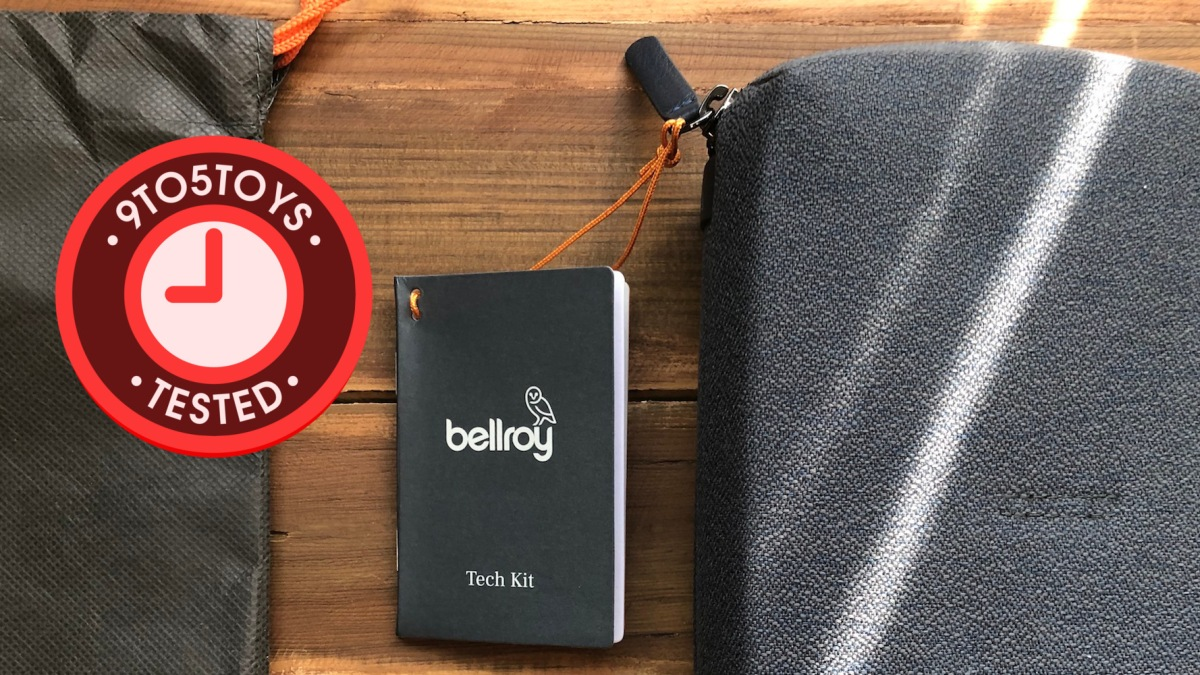 Bellroy Tech Kit hero