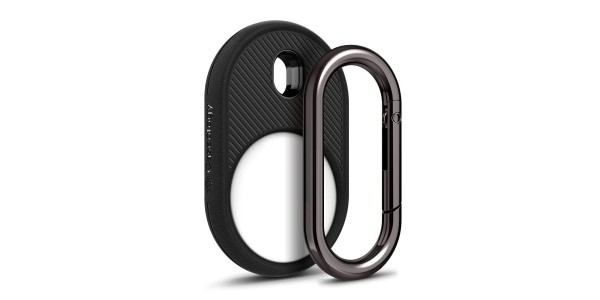 Caseology Vault AirTags Carabiner Case