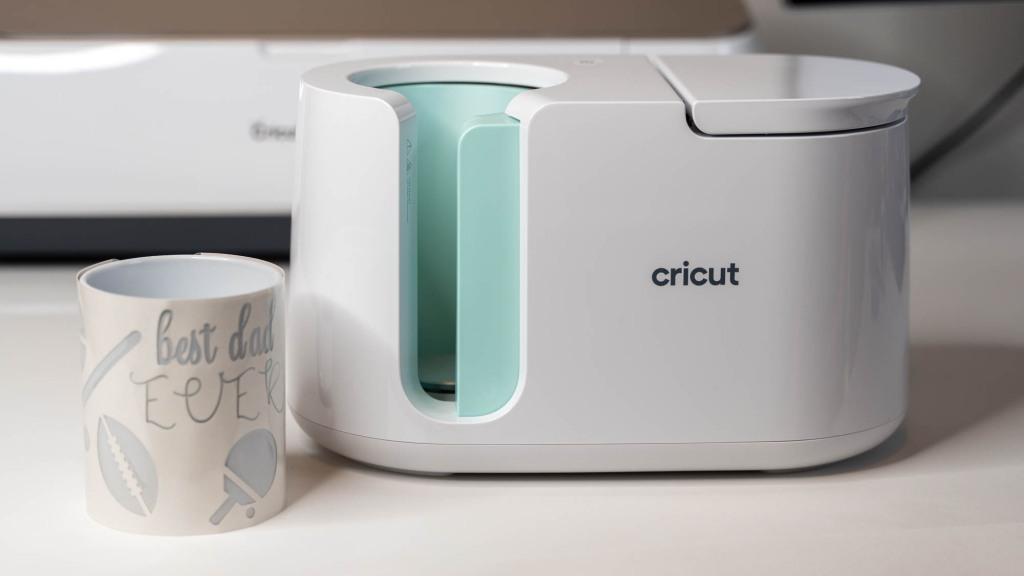 cricut mug press review transfer