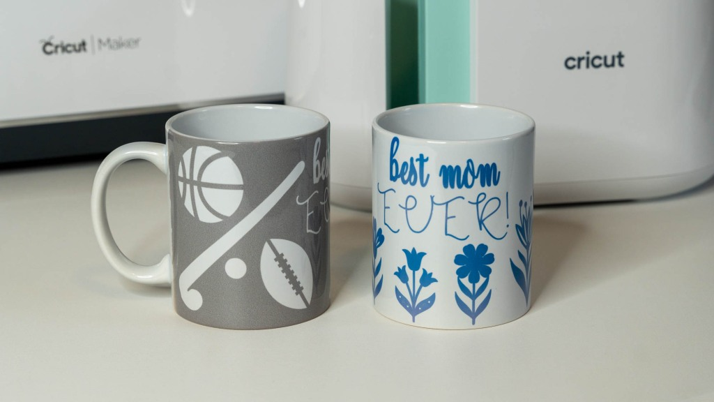 cricut mug press review finished